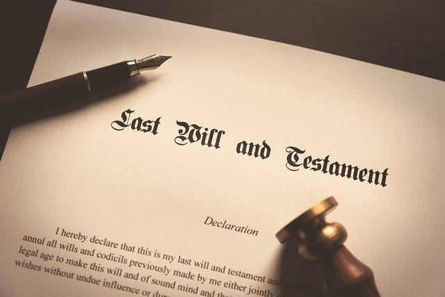 The Importance of Writing Wills